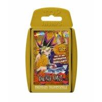 Top Trumps Yu-Gi-Oh! - Yugioh Karten als Quartett-Spiel!