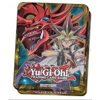Yugioh Mega Tin Box 2016: Yugi & Slifer