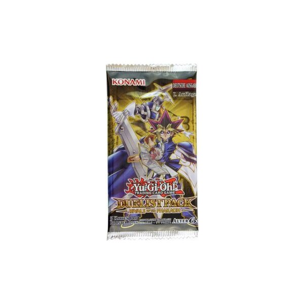 Duelist Pack Rivals of the Pharaoh Booster 1. Auflage (5 Stück)