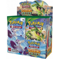 Roaring Skies Display Pokemon