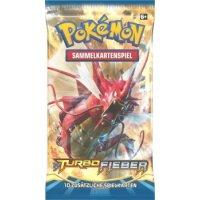 Pokemon XY Set 9: Turbofieber Booster *RARITÄT*