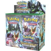 Pokemon XY Set 10: Schicksalsschmiede Display *ABSOLUTE RARITÄT*