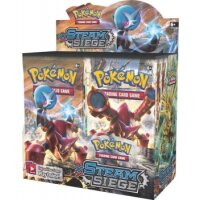 Pokemon XY Set 11: Steam Siege Display (englisch)