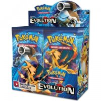 Pokemon XY Set 12: Evolution Display *deutsch*