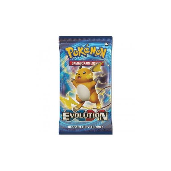 Pokemon XY Evolution Booster (deutsch) *ABSOLUTE RARITÄT & WERTANLAGE*