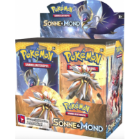 Pokemon Sonne und Mond Display