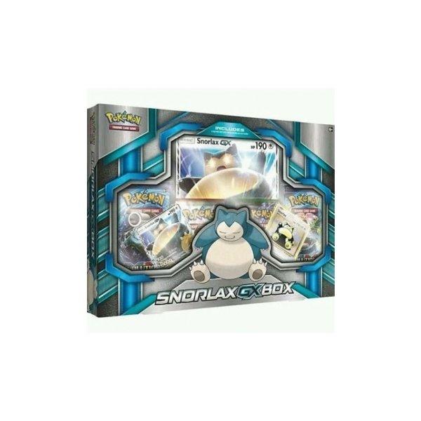Pokemon Relaxo-GX Kollektion (deutsch) *RARITÄT*