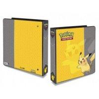 "Pokemon Ringordner ""Pikachu"" (Sammelalbum für 9er Pages)"
