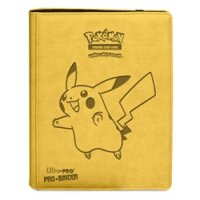 Ultra Pro Pokemon Premium Pro-Binder Pikachu (groß, 9-Pocket)