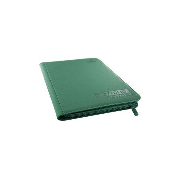 Ultimate Guard 9-Pocket ZipFolio XenoSkin Grün