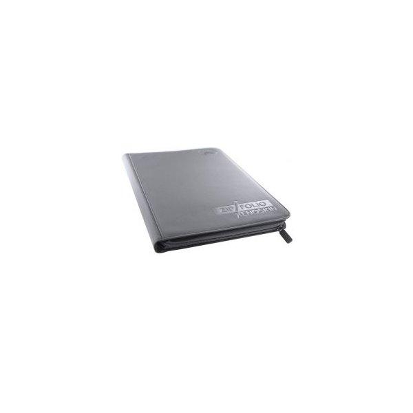 Ultimate Guard 9-Pocket ZipFolio XenoSkin Grau