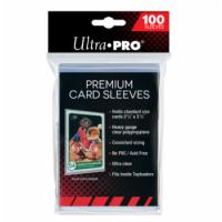100 Ultra Pro Premium Card Sleeves (100 Platinum Kartenhüllen)