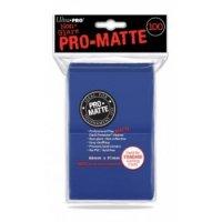 Ultra Pro Sleeves Pro-Matte Non-Glare: Blue/ Blau (100 Hüllen)