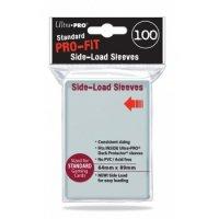 Ultra Pro Sleeves PRO-FIT Side Load (innere Hüllen, 100 Stück)