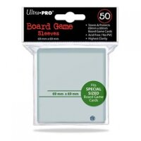 Ultra Pro Board Game Sleeves 69x69mm (50 Kartenhüllen)