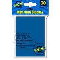 Arkero-G Matt Card Sleeves: Blau (60 Hüllen) mini