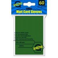 Arkero-G Matt Card Sleeves: Grün (60 Hüllen) mini