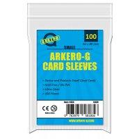 1000 Arkero-G Small Soft Sleeves (durchsichtige Kartenhüllen) mini