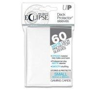 Ultra Pro Eclipse Sleeves (Pro-Matte) White (60 Kartenhüllen) mini
