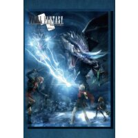 Final Fantasy Typ-0 Sleeves - Ace (60 Kartenhüllen)