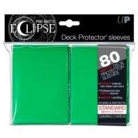 Ultra Pro Standard Sleeves Eclipse (Pro-Matte) Green (80 Kartenhüllen)