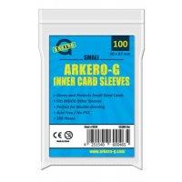 Arkero-G Small Inner Card Sleeves (100 innere Kartenhüllen) mini