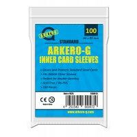 Arkero-G Standard Inner Card Sleeves (100 innere Kartenhüllen)