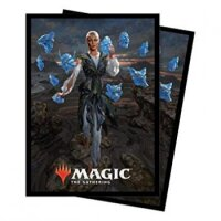 Ultra Pro Magic Matte Commander Sleeves - Estrid die Maskenträgerin (100 Kartenhüllen)