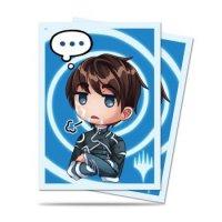 Ultra Pro Magic Sleeves - Chibi Collection: Jace Sigh for Magic (100 Kartenhüllen)