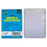 Arkero-G Regular Toploader (extrem dicke Schutzhüllen) - 25 Stück