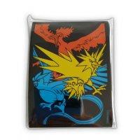 Pokemon Sleeves Lavados, Zapdos & Arktos Verborgenes Schicksal (65 Kartenhüllen)