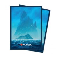 Ultra Pro Magic Sleeves - Unstable Lands Island (100 Kartenhüllen)