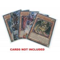 Arkero-G Matt Card Sleeves: Durchsichtig (60 Hüllen) mini