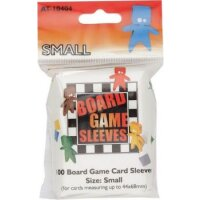 Arcane Tinmen Board Game Sleeves Small 44x68mm (100 Kartenhüllen)