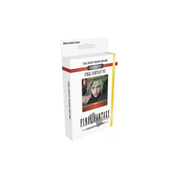 Final Fantasy VII Starter Deck (Feuer & Erde)