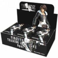 Final Fantasy TCG: Opus 2 Display