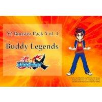 Buddy Legends Booster Display *RARITÄT*
