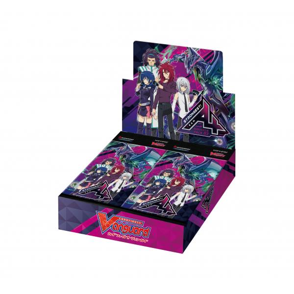 Cardfight Vanguard Strongest! Team AL4 Display (16 Packs)
