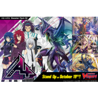 Cardfight Vanguard Strongest! Team AL4 Display (16 Packs)