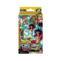Dragon Ball Super The Crimson Saiyan Starter Deck