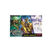 Cardfight Vanguard V - The Answer of Truth Extra Booster Display