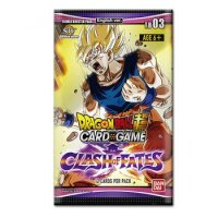 Dragon Ball Super Clash of Fate Themed Booster