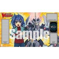 Cardfight Vanguard - Aichi Sendou & Alfred Playmat/Spielmatte