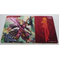 Cardfight Vanguard - The Heroic Evolution Playmat/Spielmatte