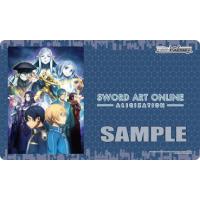 Weiß Schwarz Sword Art Online Alicization Spielmatte