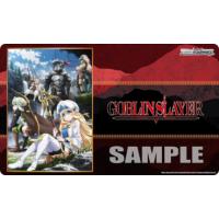 Weiß Schwarz Goblin Slayer Spielmatte