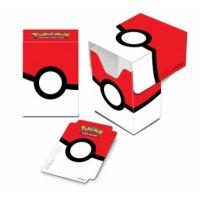 Ultra Pro Pokemon Deck Box Pokeball