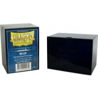 Dragon Shield 100+ Gaming Deck Box Blue (extrem robust!)