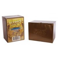 Dragon Shield 100+ Gaming Deck Box Brown (extrem robust!)