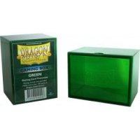 Dragon Shield 100+ Gaming Deck Box Green (extrem robust!)